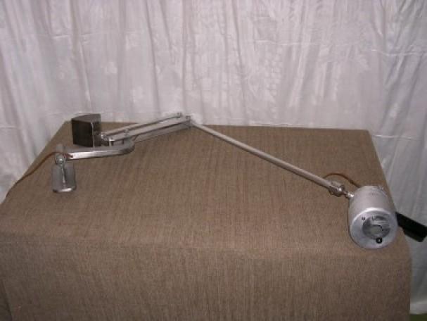Lampe de dentiste ou d'atelier