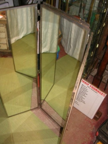 Grand miroir triptyque