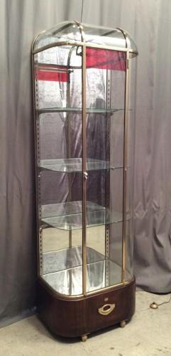 Ancienne vitrine de luxe.