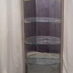 Ancienne vitrine de magasin ( vendue)