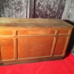 Ancien meuble de magasin