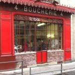 Boucherie ancienne
