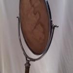 Ancien miroir de magasin.
